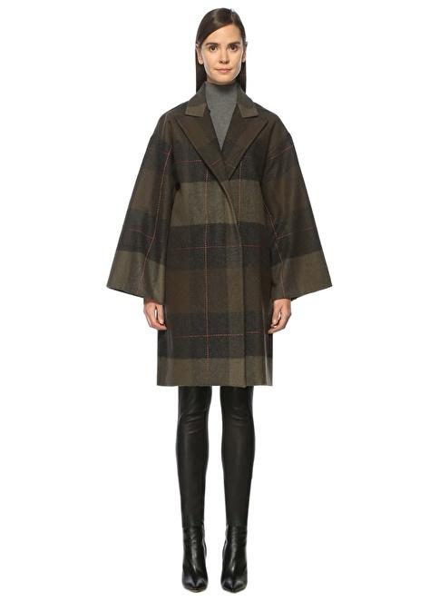 Beymen Collection Yün Palto Haki